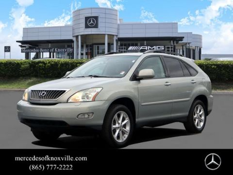Pre-Owned 2009 Lexus RX 350 FWD 4dr