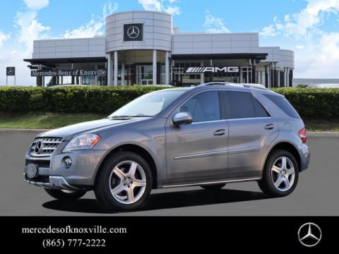 Pre-Owned 2010 Mercedes-Benz M-Class ML 550
