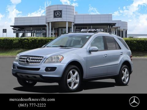 Pre-Owned 2008 Mercedes-Benz M-Class ML 350