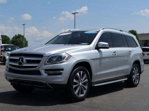Certified Pre-Owned 2016 Mercedes-Benz GL 4MATIC® 4dr GL 450