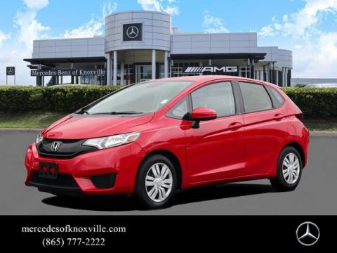 Pre-Owned 2016 Honda Fit 5dr HB CVT LX