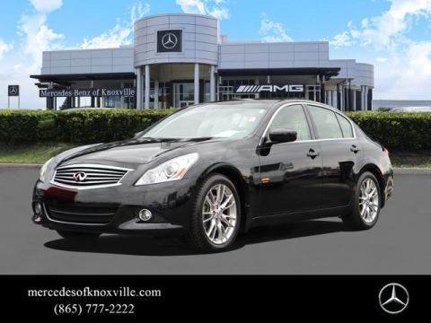 Pre-Owned 2013 INFINITI G37 4dr Journey RWD