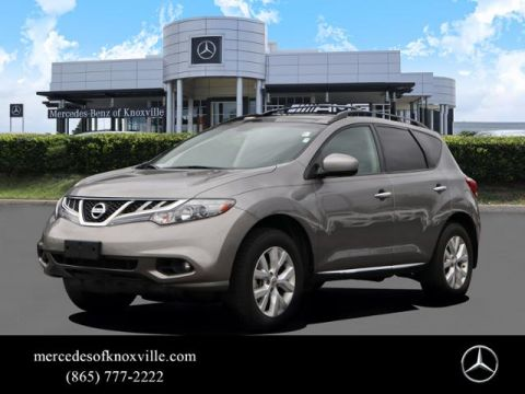 Pre-Owned 2011 Nissan Murano AWD 4dr SL