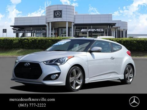 Pre-Owned 2015 Hyundai Veloster 3dr Cpe Auto Turbo