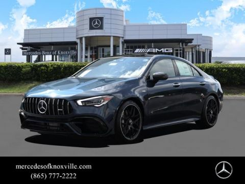New 2020 Mercedes-Benz CLA AMG® CLA 45 Coupe
