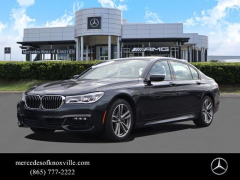 Pre-Owned 2018 BMW 7 Series 750i Sedan