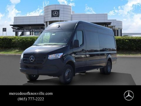 New 2019 Mercedes-Benz Sprinter 3500 High Roof V6 170 RWD