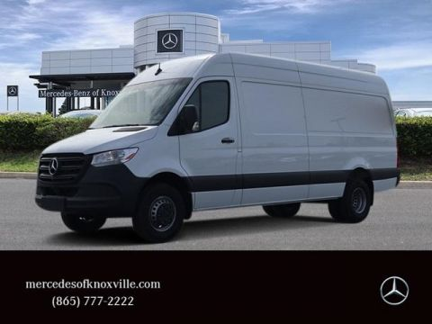 Pre-Owned 2019 Mercedes-Benz Sprinter 4500 Cargo Van