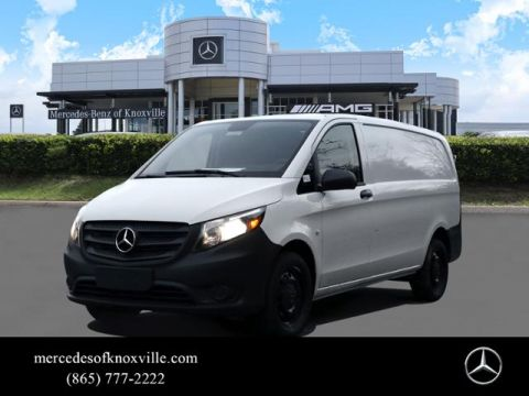 New 2020 Mercedes-Benz Metris Van