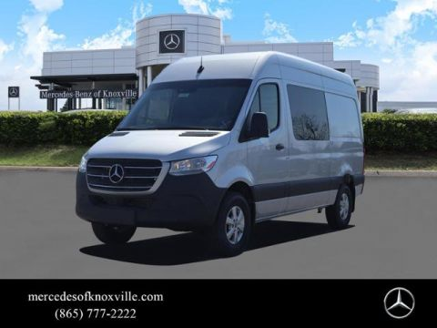 New 2019 Mercedes-Benz Sprinter 2500 High Roof V6 144 RWD