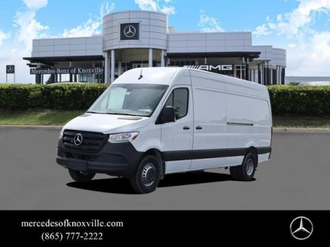 Pre-Owned 2019 Mercedes-Benz Sprinter 3500 Cargo Van