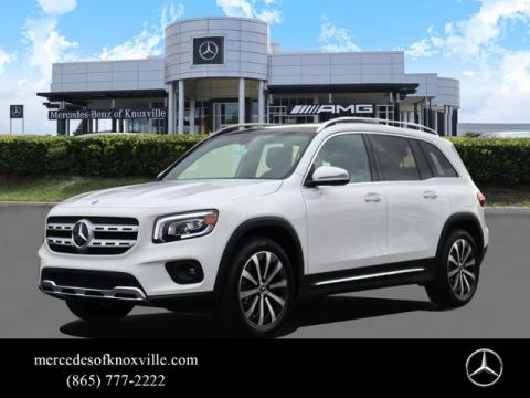 New 2020 Mercedes-Benz GLB GLB 250 SUV