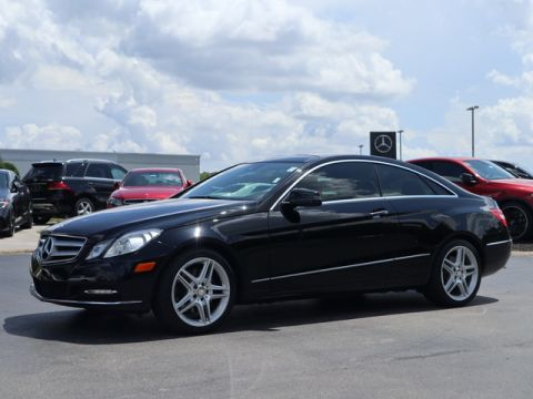 Certified Pre-Owned 2013 Mercedes-Benz E-Class E 350