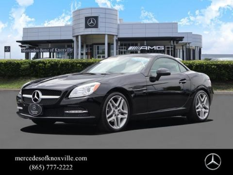 Certified Pre-Owned 2013 Mercedes-Benz SLK SLK 250