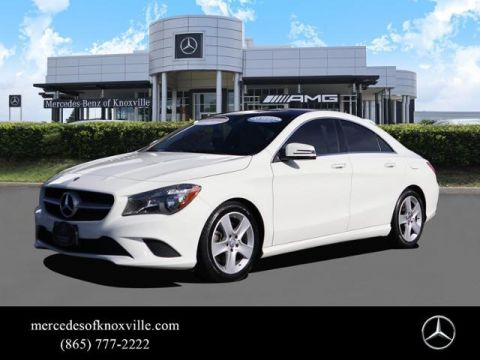 Certified Pre-Owned 2016 Mercedes-Benz CLA CLA 250 Coupe
