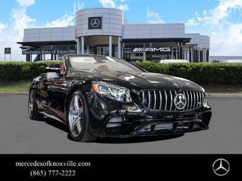 New 2019 Mercedes-Benz S-Class AMG® S 63 4MATIC® Cabriolet