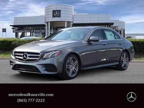 Certified Pre-Owned 2018 Mercedes-Benz E-Class E 300