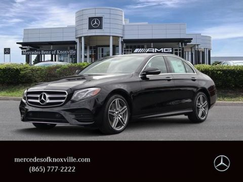 New 2019 Mercedes-Benz E-Class E 300 4MATIC® Sedan