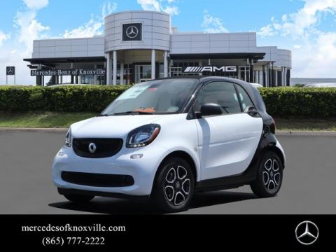 New 2019 smart smart EQ EQ fortwo coupe