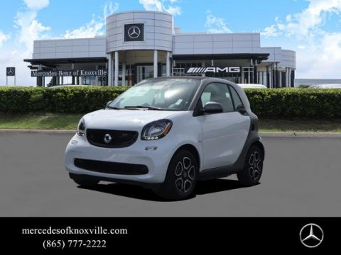 New 2019 smart EQ fortwo passion coupe