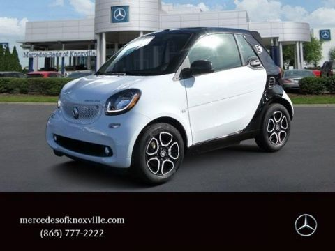 New 2018 smart smart fortwo cabriolet fortwo electric drive cabriolet