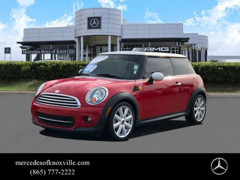 Pre-Owned 2011 MINI Cooper Hardtop 2dr Cpe
