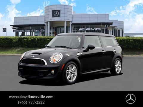 Pre-Owned 2013 MINI Cooper Clubman 2dr Cpe S
